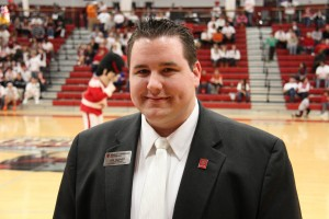 IU Southeast Athletic Director Joe Glover