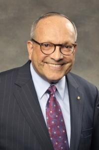 IUS Chancellor's Medallion Bill Ryall