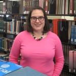 IU Southeast Librarian Maria Accardi
