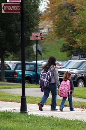 IU Southeast campus