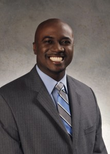 Vice Chancellor for Enrollment Management & Student Affairs, Jason L. Meriwether