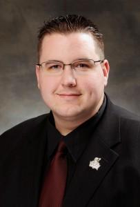 Joe Glover, athletic director at IU Southeast
