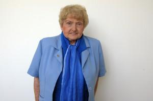 Eva Kor, Holocaust survivor and founder of CANDLES, a Holocaust museum