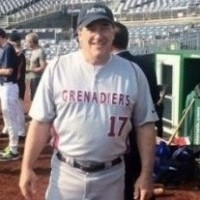 Donnelly Wears IU Southeast Jersey During Congressional Baseball Game