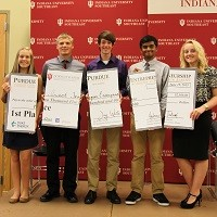IU Southeast hosts aspiring high school entrepreneurs for a swim with sharks