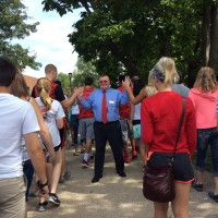 IU Southeast welcomes new students on Induction Day