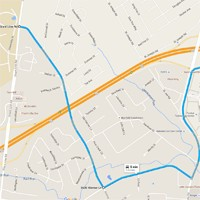 University Police suggest alternate routes for campus commute