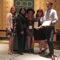 "Horizon wins ""Pulitzer"" of collegiate journalism"