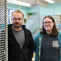 IU Southeast printmaking students honored