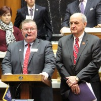Indiana General Assembly passes concurrent resolution celebrating IU Southeast's 75th anniversary