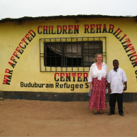IU Southeast psychology professor conducts research on Liberian child soldiers with PTSD