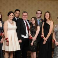 Chancellor's Medallion Dinner raises record funds for student scholarships