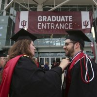 IU Southeast awards 995 degrees at 48th Commencement ceremony