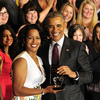 Summer Institute for All Educators to feature Jahana Hayes, 2016 National Teacher of the Year