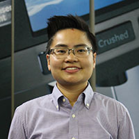 Internship at GE Appliances leads to full-time position for business grad Hien Nguyen