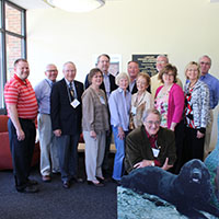 Lewis and Clark Expedition Commission meets at IU Southeast for the first time