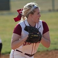 Honors student Sydney Seger Named KIAC Player of the Week