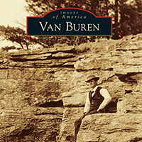 Chancellor Wallace contributes rare photographs to pictorial history of Van Buren, Ark.