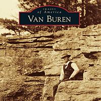 Chancellor Wallace contributes rare photographs to pictorial history of Van Buren, Ark.