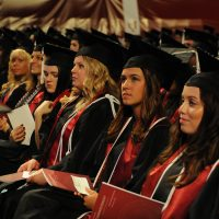 IUS 2016 Commencement at Ky. Fair & Expo Ctr.