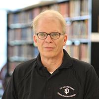 Dean Joe Wert elected co-chair of IU University Faculty Council