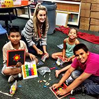 Summer Academy at Parkwood Elementary benefits Education graduate students, community