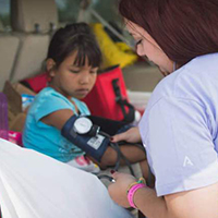 IU Southeast nursing students bring community health focus to Pine Ridge Reservation