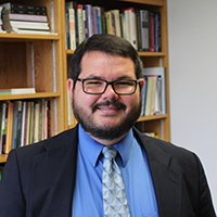 Creating time and space: Jacob Babb leads faculty writing groups