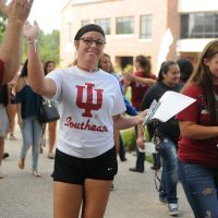 IUS Student Induction 2016
