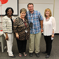 New pinning ceremony celebrates the teaching profession