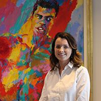 Morgan Szabo '14 brings core principles of Muhammad Ali to youth in Kazakhstan