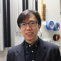 Poster by design faculty Kok Cheow Yeoh wins international recognition