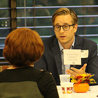 Student Night brings accounting pros to campus for networking event
