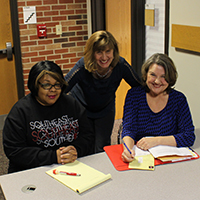 Poverty simulation at IU Southeast receives grant from Community Foundation of Southern Indiana