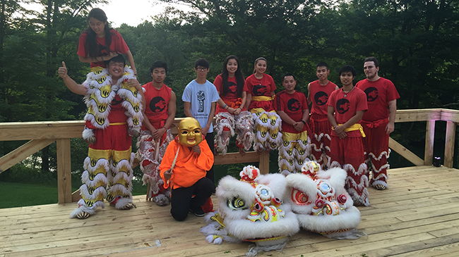 Louisville Lion Dance Team