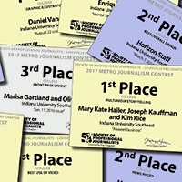 Award tickets