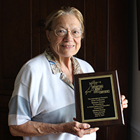 International recognition for Mildred Kemp, pioneering trombonist and IU Southeast adjunct instructor