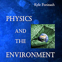 Kyle Forinash applies physics to environmental issues in new book