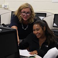 Math and Writing Boot Camps prep freshmen for success