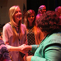 Induction to Teacher Education ceremony propels teacher candidates