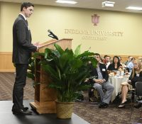 Luncheon celebrates scholarship recipients, thanks generous donors