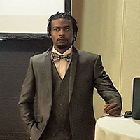 Le'Roy Ford presents research at the American Society of Criminology in Philadelphia, Pennsylvania.