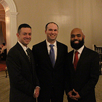 IU Southeast MBA students snag silver at annual CFA research challenge