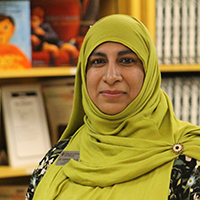 Sumreen Asim wins award for research addressing fear of science in teacher ed
