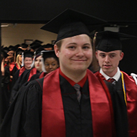 IU Southeast awards 961 degrees at 50th Commencement ceremony