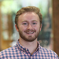 Roger Howard '18 awarded Governor's Fellowship