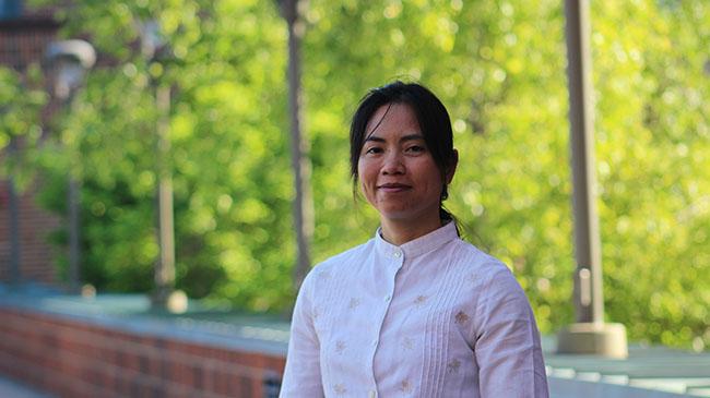 Dr. Faye Camahalan.