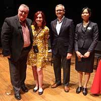 Chancellor Wallace, Kinley Kaelin, Uric Dufrene, Faye Camahalan