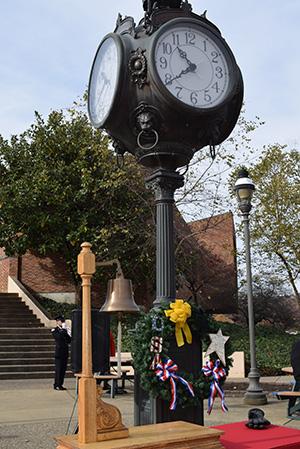 Bell Ringing Ceremony Clocktower