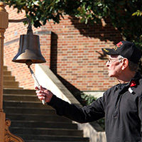 Bell ringing ceremony